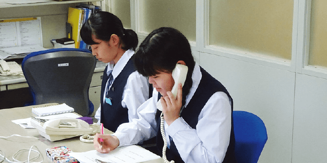 電話応対セミナー