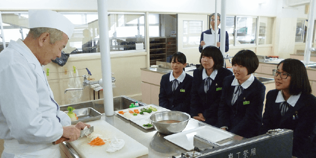 調理・製菓の仕事