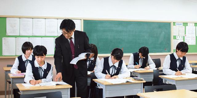 入試のための補習授業